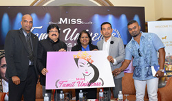 Miss Tamil Universe Logo Launch - Pictures