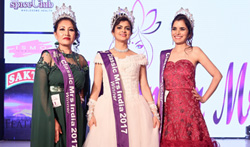 Mrs. India 2017 Grand Finale - Pictures