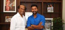 Mupparimanam Team with Superstar Rajinikanth