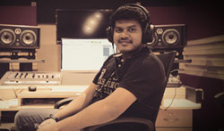 Music Director Naren Balakumar Stills - Pictures
