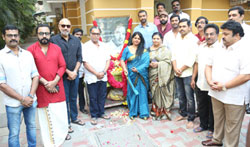 Nadigar Sangam Celebrates MGR 100th Birthday - Pictures