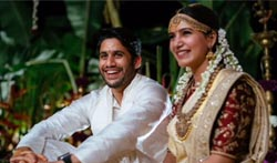 Naga Chaitanya Samantha Marriage Photos - Pictures