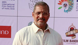 Nana Patekar at IFFI 2017 - Pictures
