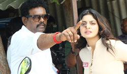 Nandu En Nanban Movie Working Stills - Pictures