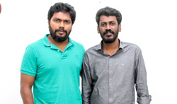 Pa Ranjith wishes Paambu Sattai director Adam Dasan - Pictures