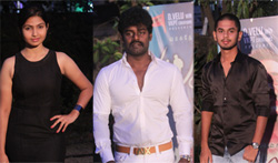 Palli Paruvathile Movie Press Meet - Pictures