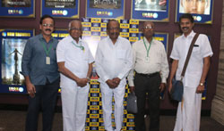 Documentary on Director Panchu Arunachalam Screened @ 14 CIFF - Pictures