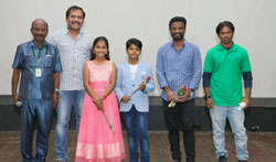 Pasanga 2 Team at 14th Chennai International Film Festival - Pictures