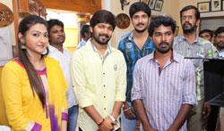 Plus or Minus Movie Pooja - Pictures