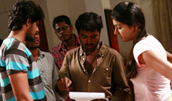 Plus or Minus Movie Working Stills - Pictures