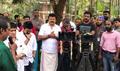 Pooja ceremony of Salim Kumar's new movie.