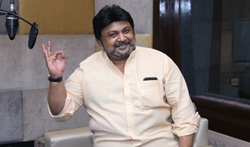 Actor Prabhu at Lissy Lakshmi Dubbing Studios - Pictures