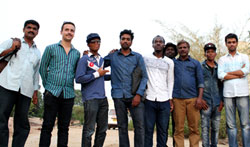 Pragamiyam Working Stills - Pictures