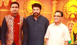 Celebs: Star-studded Navratri celebrations at Kalyanaramans - Pictures