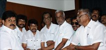 Producer Radhakrishnan Team Meets CM Edappadi K.Palaniswami
