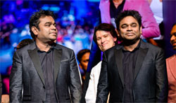 A R Rahman at Sony Center For The Performing Arts in Toronto - Pictures