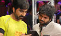 Raja The Great Working Stills