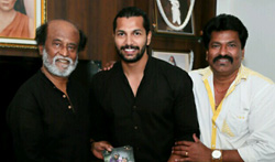Rajinikanth Launches Lali Lali Araro - Pictures