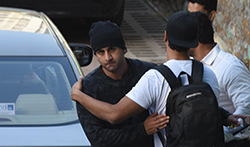 Ranbir Kapoor snapped post his dance rehearsals  - Pictures