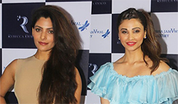 Saiyami Kher and Daisy Shah grace Rebecca Dewan new collection preview in Bandra - Pictures