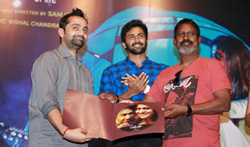 Rhythm - of life Music Video Launch - Pictures