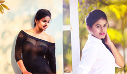 Actress Riya Mikka Photo Shoot - Pictures