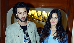 Ranbir Kapoor and Katrina Kaif promote Jagga Jasoos in Delhi - Pictures