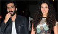 Saiyami, Harshvardhan and others snapped at Adidas event