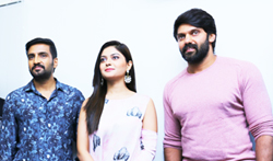 Sakka Podu Podu Raja Trailer Launch - Pictures