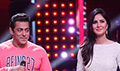 Salman Khan and Katrina Kaif promote Tiger Zinda Hai on the sets of The Voice India Kids