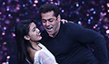 Salman Khan and Katrina Kaif graced the set of Super Dancer Chapter 2
