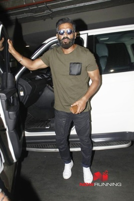 Suniel Shetty Gallery