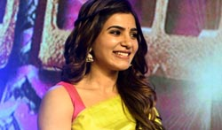 Samantha Latest Saree Pics - Pictures
