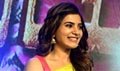 Samantha Latest Saree Pics