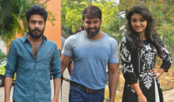 Santhana Devan Movie First Look Launch - Pictures