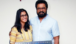 Sarathkumar Appreciated Shakthi Movie Team  - Pictures