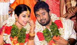Satna Titus - Karthick Wedding - Pictures