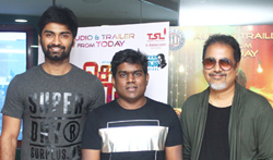 Semma Botha Aagathey Audio Launch at Radio Mirchi - Pictures