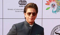 Shah Rukh Khan at IFFI 2017 in Goa - Pictures