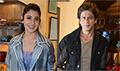 Shah Rukh Khan and Anushka Sharma promote Jab Harry Met Sejal in Delhi