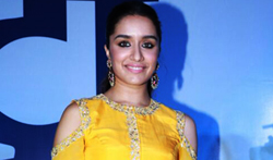 Shraddha Kapoor at Iffi 2017 - Pictures