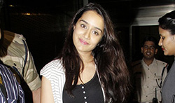 Shraddha Kapoor snapped leaving for her Italian holiday - Pictures