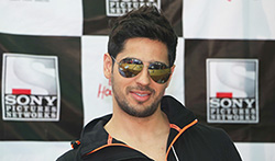 Sidharth Malhotra inaugurates slum soccer The National Inclusion Cup - 2017 - Pictures