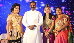 Silver Jubilee Special Show of Sivakamiyin Sabatham Stage Show Event - Pictures