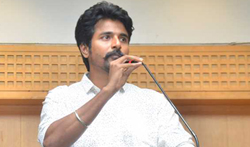 Sivakarthikeyan Press Meet - Pictures