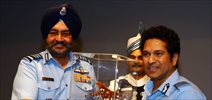 Special Screening of 'Sachin A Billion Dreams' held for Indian Armed Forces personnel
