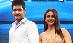 Spyder Audio Launch - Pictures