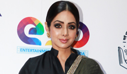 Sridevi at IFFI - Pictures