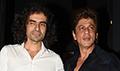 Shah Rukh Khan and Imtiaz Ali snapped at The Korner House