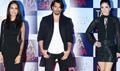 Sunny Leone, Amy Jackson and Karan SIngh Grover at Tamasha launch